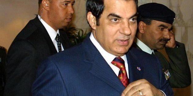 L'ex-président tunisien Ben Ali condamné à perpétuité une nouvelle fois pour complicité de