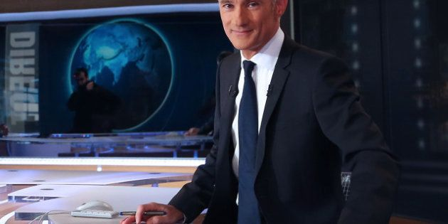 JT de TF1 : chahuté en 2012, il voit la vie en rose en