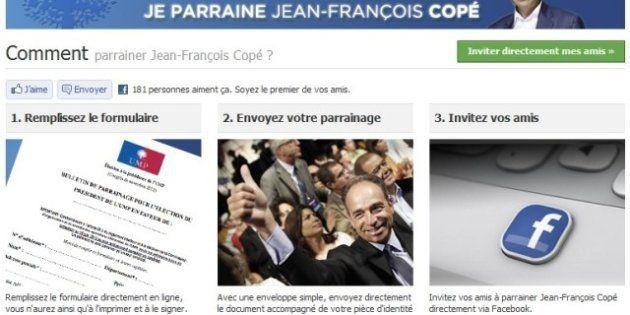Présidence de l'UMP : Copé et ses réseaux font campagne sans le