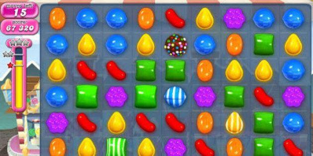 Candy Crush, Ruzzle... Découvrez le portrait-robot du jeu qui rend