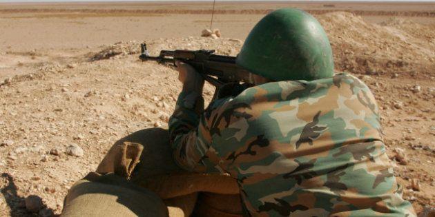 Syrie: les rebelles contrôlent la frontière