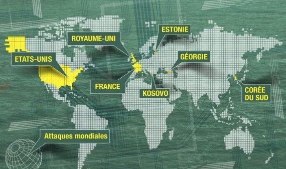 Cyberdéfense: pourquoi la France et les autres Etats investissent des millions dans la sécurité