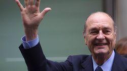 Jacques Chirac apparaît en forme en