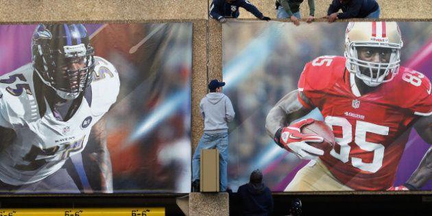 PHOTOS. Le Super Bowl 2013 pour les