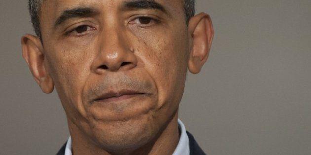 VIDÉO. Obama à Aurora pour dire son émotion après la fusillade alors que le débat sur les armes