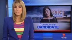 Après ses bourdes, la Sarah Palin australienne jette