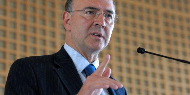 Moscovici revoit à la baisse la croissance en 2013 et évoque une future hausse des