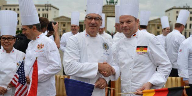 Le Club des chefs des chefs: le G20 des cuisiniers reçu par François