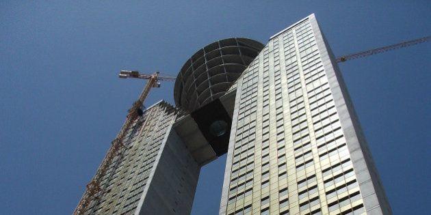 En Espagne, les architectes de l'Intempo, un immeuble de 47 étages, oublient les