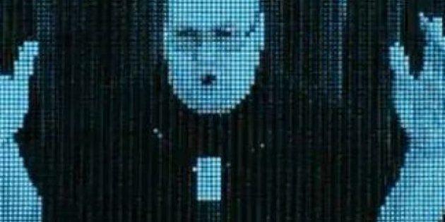VIDÉO. Kim Dotcom, le fondateur de Megaupload, appelle au changement et interpelle Barack