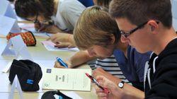Les collégiens qui travaillent en groupe réussissent mieux que les