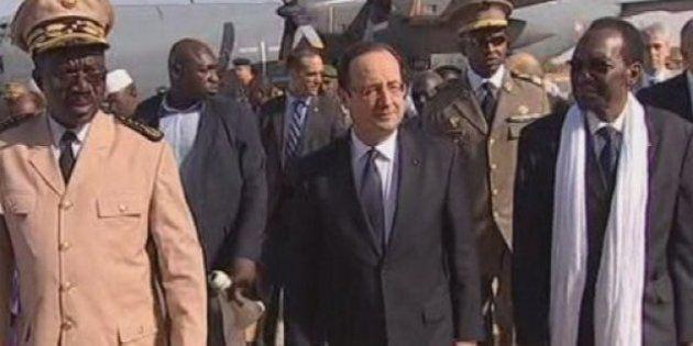 Revivez la visite de François Hollande au Mali: le