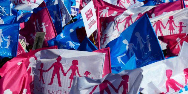 Une nouvelle manifestion nationale contre le mariage gay le 24 mars à