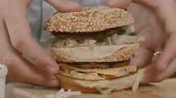 Comment faire un Big Mac chez