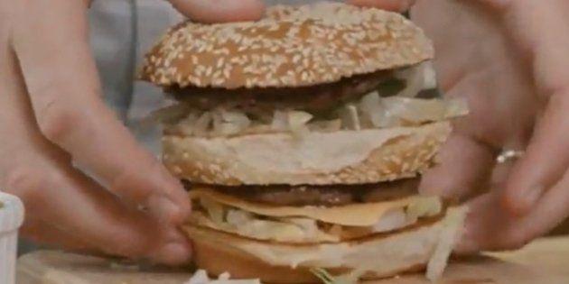 McDonald's dévoile le secret de fabrication du Big