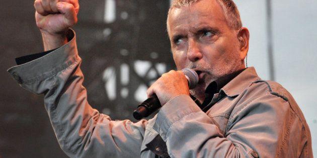 Bernard Lavilliers annule un concert chez PSA en soutien aux