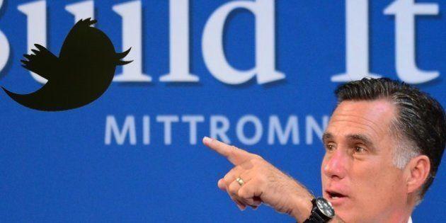 Mitt Romney a-t-il acheté des milliers de followers sur Twitter