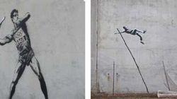 Banksy fait un pied de nez aux autorités de Londres