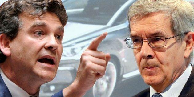 Automobile: le gouvernement dévoile son plan de soutien, PSA détaille son plan