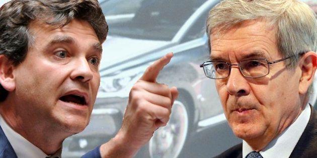 Contreparties du plan de soutien à l'automobile : l'emploi et les