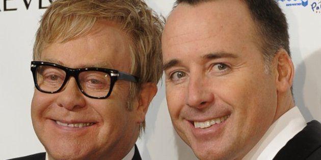 Elton John et David Furnish vont avoir un deuxième