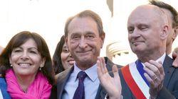 Le maire du 4e arrondissement et son compagnon mariés ce matin par Anne