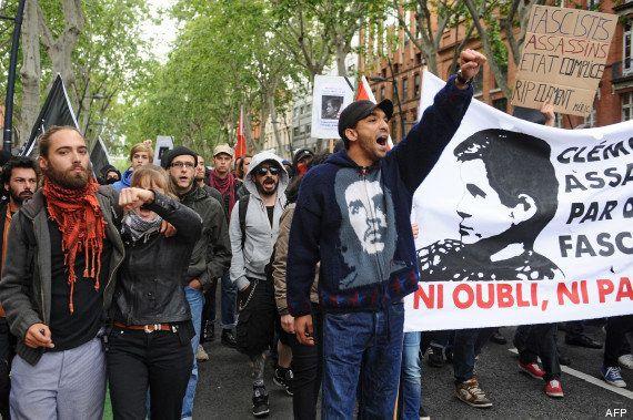 Mort de Clément Méric: 5000 personnes défilent à Paris et