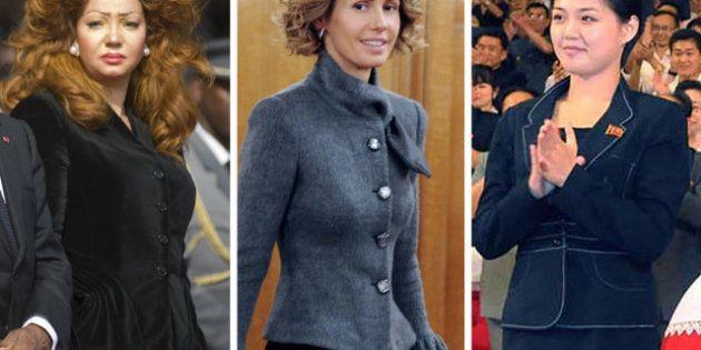 Femmes de dictateurs: Ri Sol Ju, Asma el-Assad et les