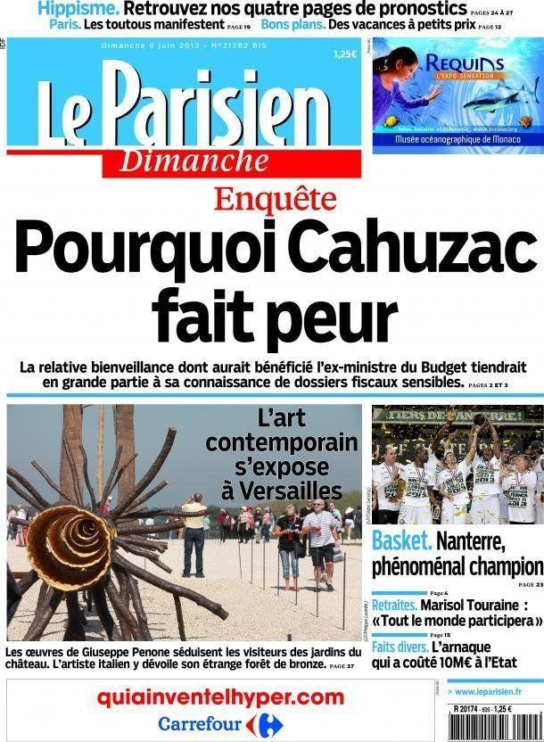 Evasion fiscale : Jérôme Cahuzac ne serait pas parti les mains vides de la Commission des