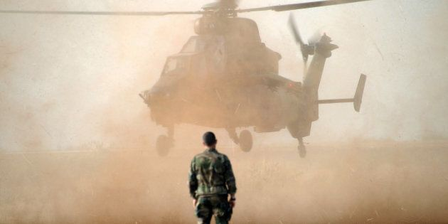 VIDÉO. Mali: d'importantes frappes aériennes au nord de