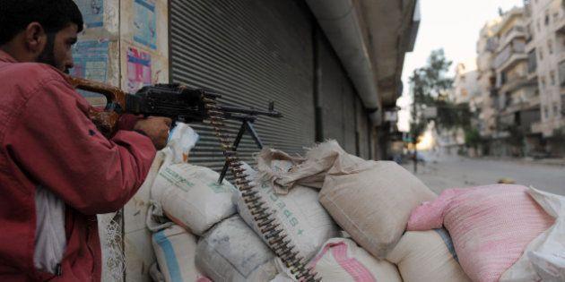 Syrie: les rebelles se préparent à défendre Alep, ville-clé de la révolte, d'une contre-offensive de