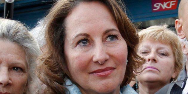 Royal tacle Najat Vallaud-Belkacem: