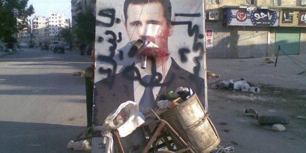VIDÉOS. L'armée syrienne de Bachar el-Assad a lancé son offensive à