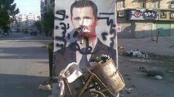 L'armée syrienne assiège