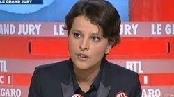 Najat Vallaud-Belkacem a la mémoire qui