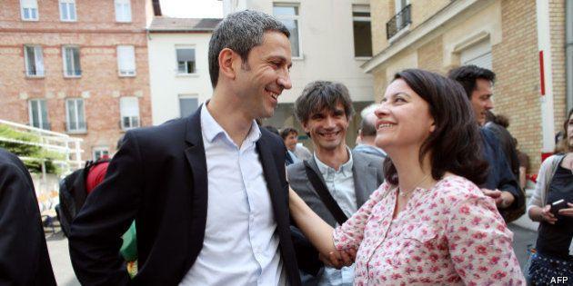 Paris 2014 : le candidat EELV, Christophe Najdovski, n'est pas là pour
