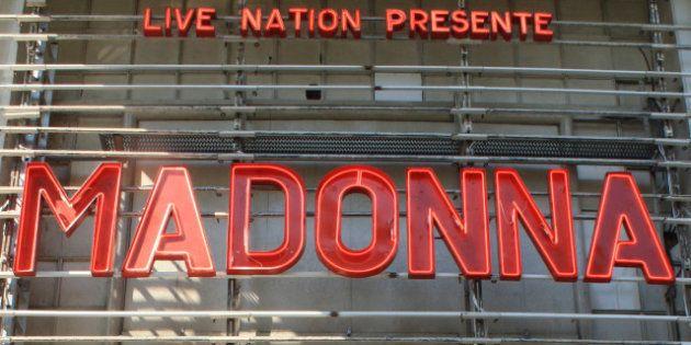 VIDÉOS - Madonna s'explique sur son passage éclair à