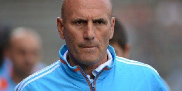 Elie Baup, l'entraîneur de l'OM, mis en examen dans une affaire d'escroquerie aux allocations