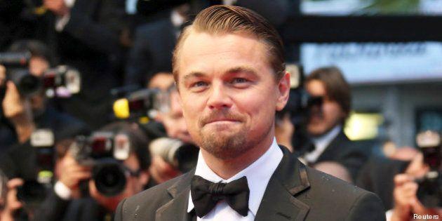Leonardo DiCaprio en Raspoutine dans les pas de Gérard