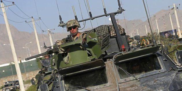 VIDÉO. L'armée française quitte le district de Surobi en Afghanistan et poursuit son