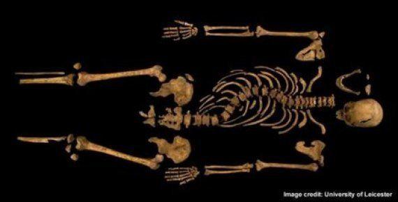 PHOTOS. Le squelette de Richard III a bien été authentifié à