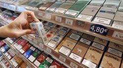 Les ventes de tabac baissent, pas les