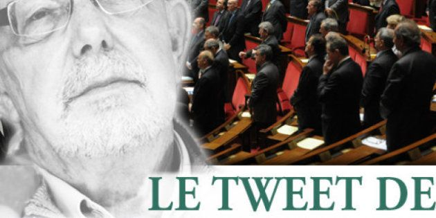 Le tweet de Jean-François Kahn - Ciel ! On a perdu 120 députés de