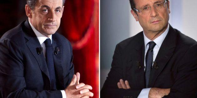Dépenses de campagne pour la Présidentielle: Hollande et Sarkozy en