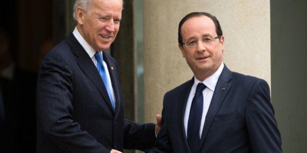 Joe Biden et François Hollande parlent d'une seule voix sur le Mali et