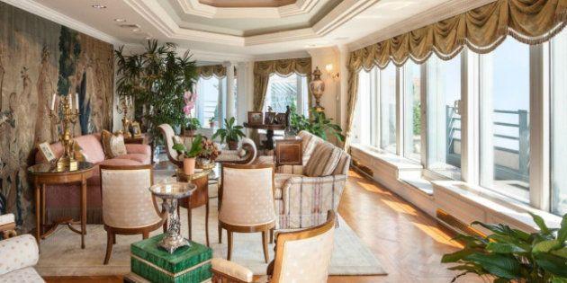 PHOTOS. L'appartement le plus cher des États-Unis en vente à New York pour 100 millions de