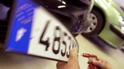 Les ventes de voitures neuves en chute libre en