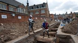 Richard III retrouvé sous un parking
