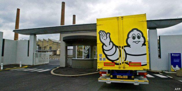 Michelin annonce plus de 700 suppressions de