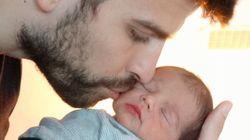 Voici la première photo du bébé de